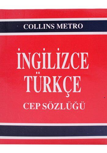 İngilizce Türkçe Cep Sözlüğü