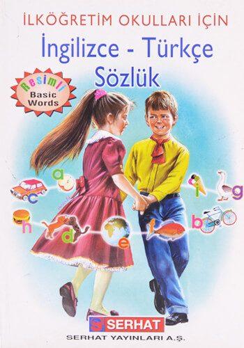 İlköğretim Okulları İçin İngilizce Türkçe Sözlük