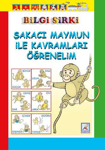 Bilgi Sirki - Şakacı Maymun ile Kavramları Öğrenelim