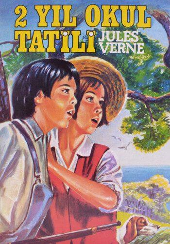 2 Yıl Okul Tatili - Jules Verne
