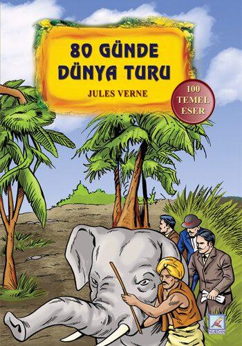 80 Günde Dünya Turu - Jules Verne