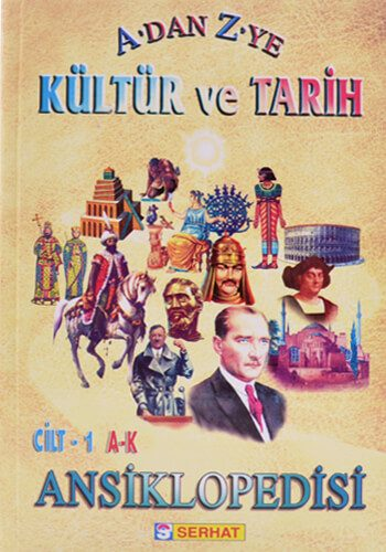 A'dan Z'ye Kültür ve Tarih