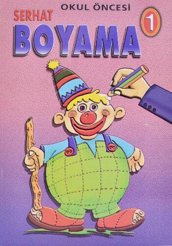 Okul Öncesi Boyama-1
