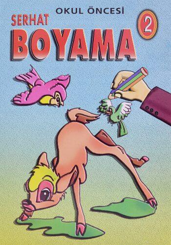 Okul Öncesi Boyama-2