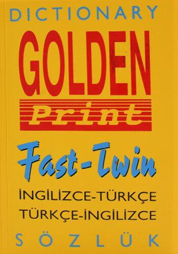 Fast-Twin İngilizce Türkçe Sözlük-1
