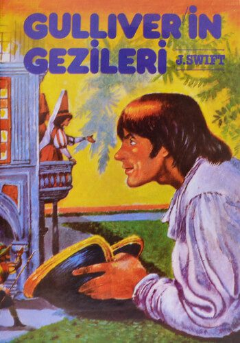 Gulliver'in Gezileri - J. Swift