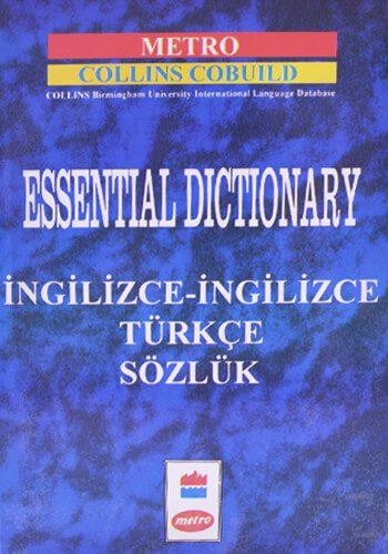 İngilizce - İngilizce Türkçe Sözlük