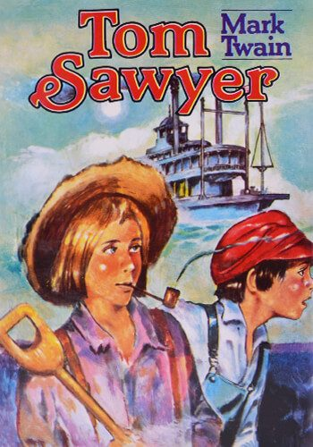 Tom Sawyer - Mark Twain