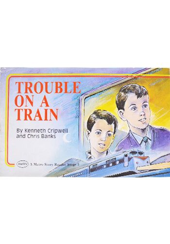 Trouble On A Train