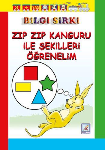Bilgi Sirki - Zıp Zıp Kanguru ile Şekilleri Öğrenelim